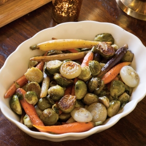 Roasted Vegetable Medley Paula Deen Magazine