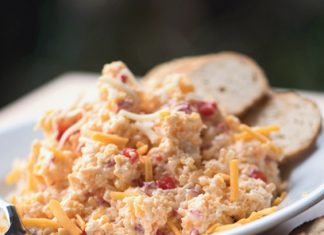 Pimiento cheese from Pimento's Cafe and Market in Memphis, Tennessee