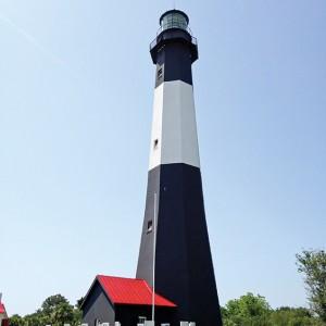 Tybee Island Light Station, Tybee Island, Georgia