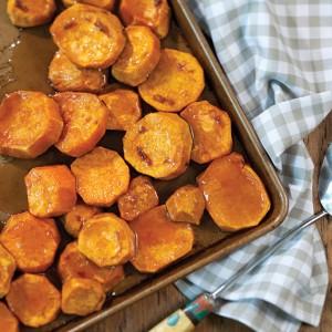 Candied Sweet Potatoes Paula Deen Magazine