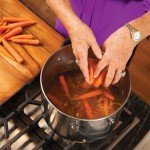 cooking baby carrots