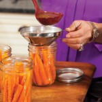 pickled curried baby carrots