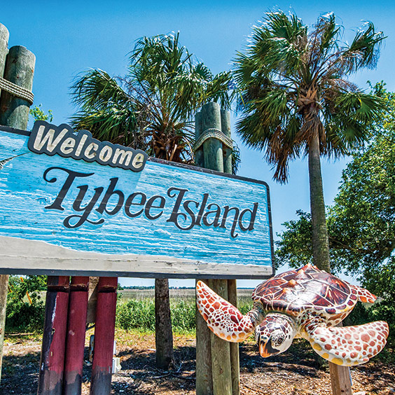 Tybee Island Beach: Off The Beaten Path On Tybee Island