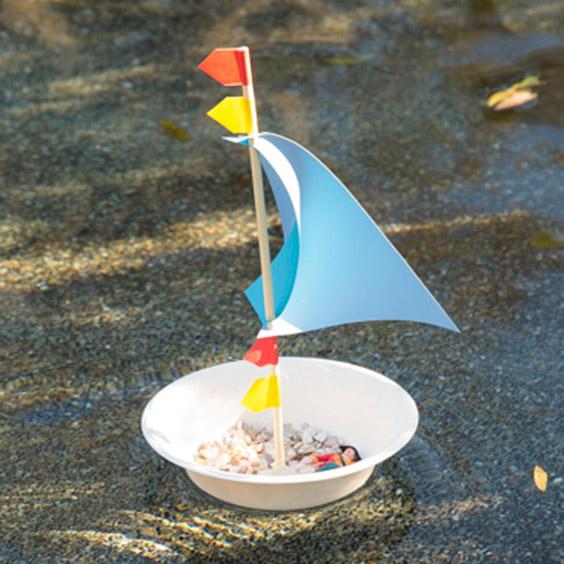 sailboats crafts