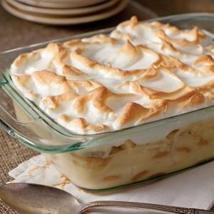 Homestyle Banana Pudding Recipe