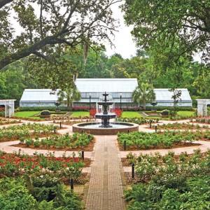 Bellingrath Gardens in Mobile, Alabama