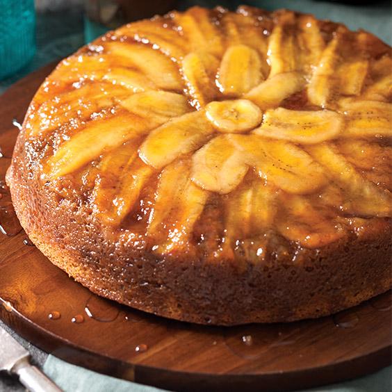 Bananas Foster Cake Recipe Southern Living