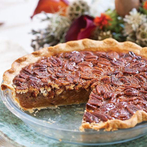 Pecan Pie Recipe: Salted Caramel Pecan Pie