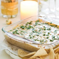 Artichoke and Caramelized Onion Dip
