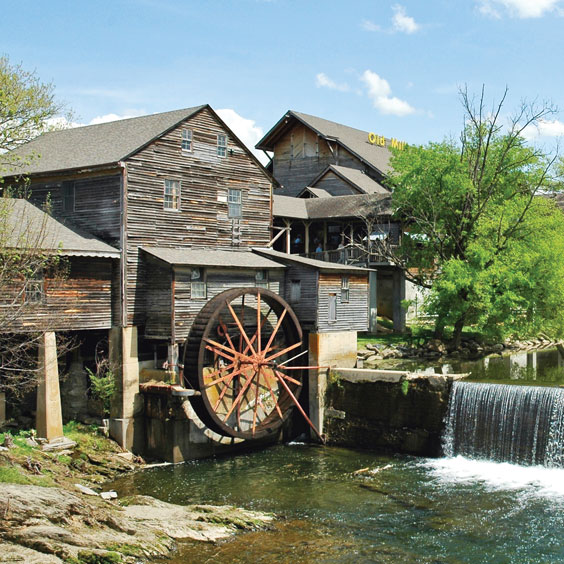 Photo courtesy of The Old Mill