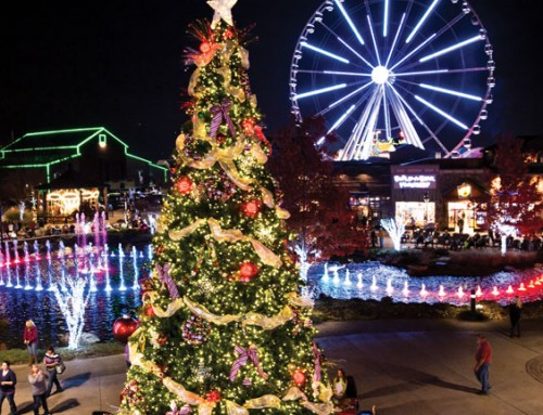 A Smoky Mountain Christmas