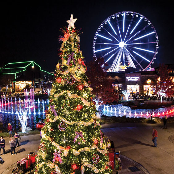 photo courtesy of the island in pigeon forge