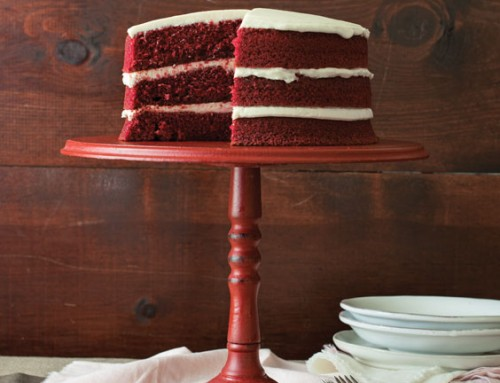 10 to Try: Red Velvet Cake