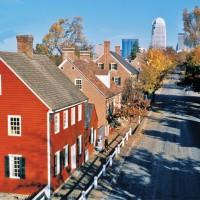 Moravian History in Old Salem, Winston-Salem, North Carolina
