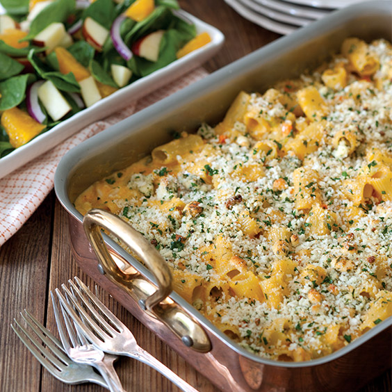 Paula Deen Chicken Noodle Soup: Buffalo Chicken Pasta Bake