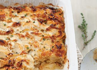 Caramelized Onion Scalloped Potatoes Best Casseroles