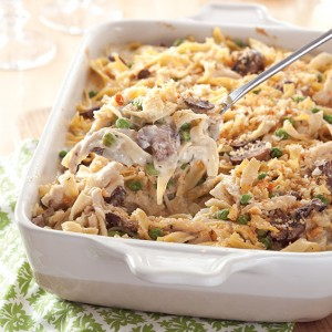 Chicken Tetrazzini Best Casseroles