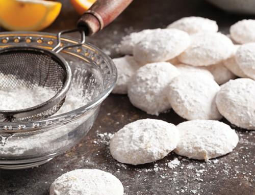 Meyer Lemon Cooler Cookies