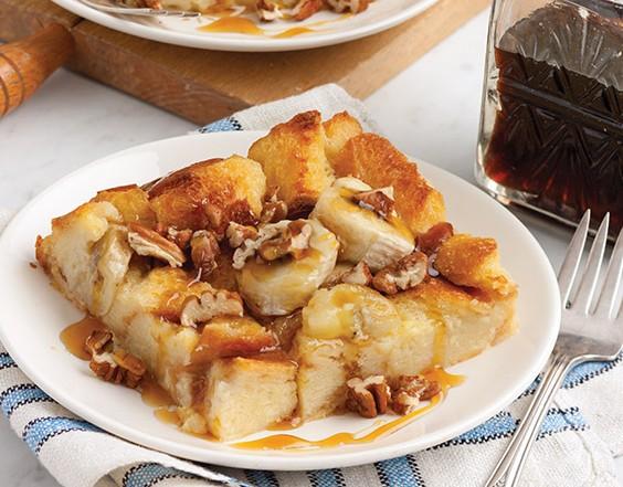Banana Pudding Bread Pudding