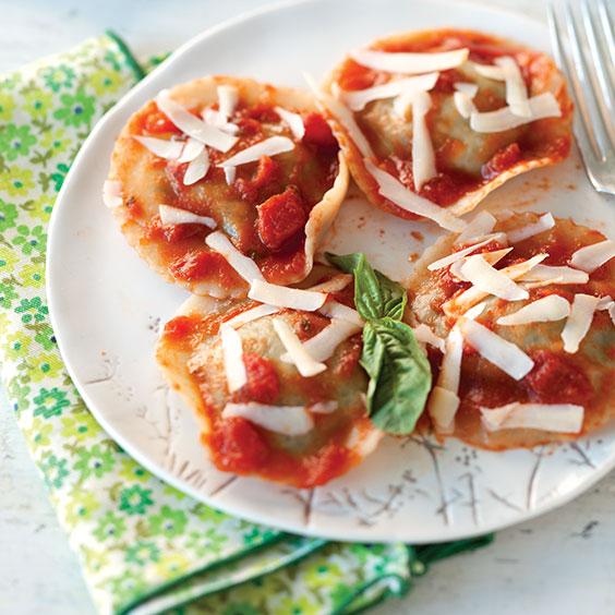 SPRING PASTA Simple Homemade Ravioli