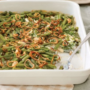 Make One and Take One: Side Dishes Green Bean Casserole