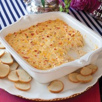 Hot Pimiento Cheese