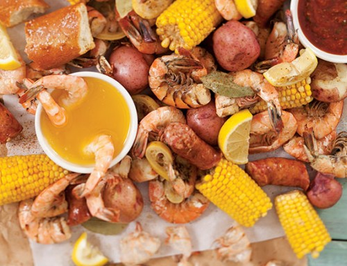 Shore is Good Shrimp Boil