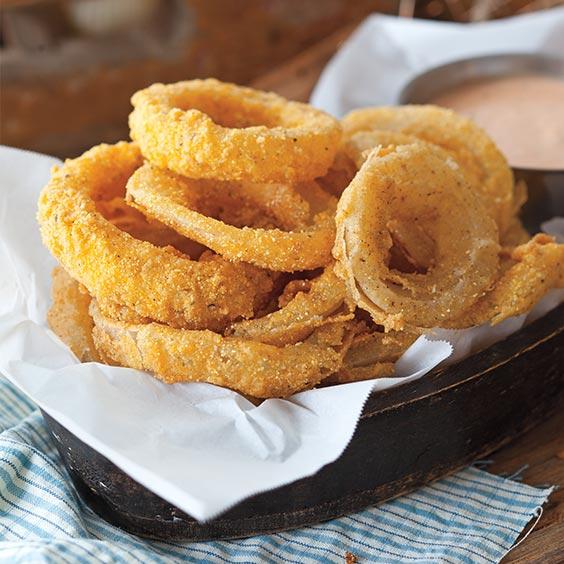 Vidalia Onion Rings—Sweet Vidalia Onion Recipes