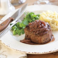 Vidalia Onion Roasted Steaks