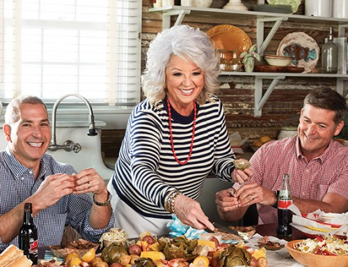 Paula's Family Shrimp Boil