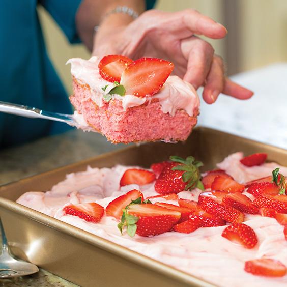 Strawberry Pound Cake Recipe Paula Deen