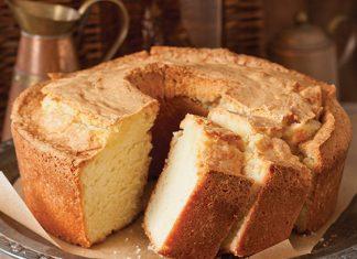 Classic Cold Oven Pound Cake