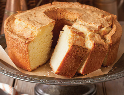 Cold Oven Pound Cake Paula Deen