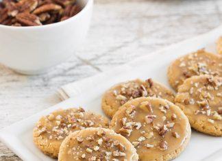 Pecan Praline Cookies - Paula Deen Magazine