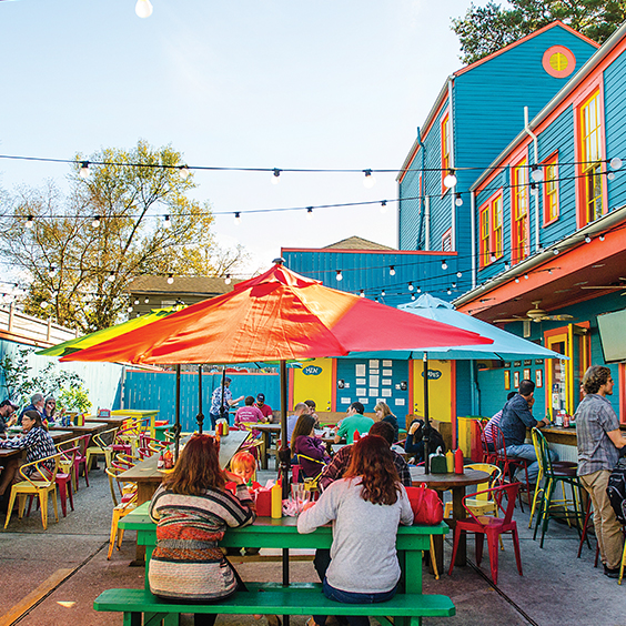 A Walking Food Tour of Magazine Street in New Orleans