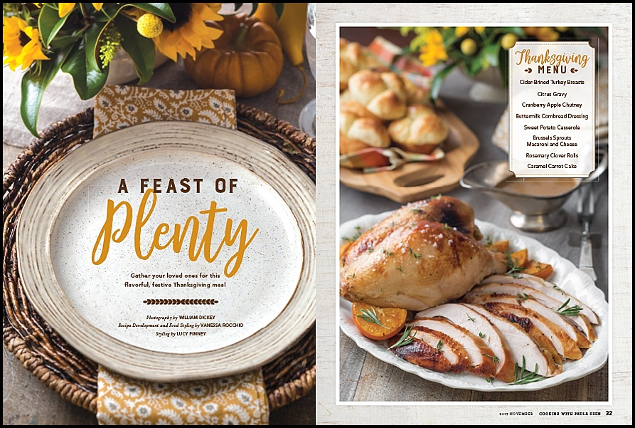 November 2017 Issue Preview