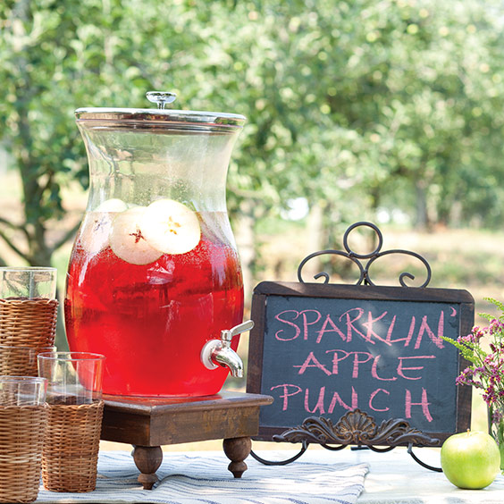 Sparklin' Apple Punch