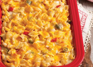 Creole Macaroni and Cheese
