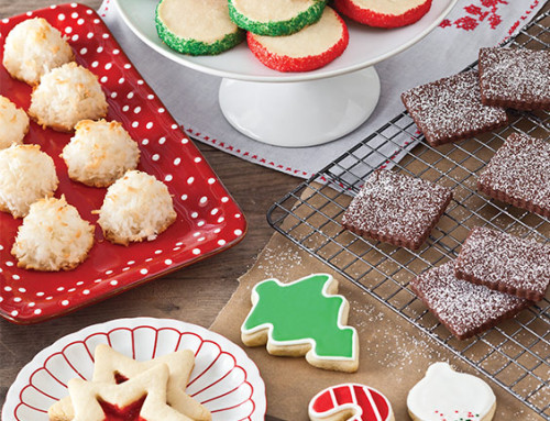 Holiday Cookies by the Dozen