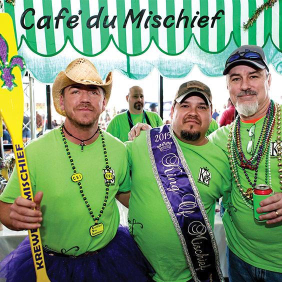 The Flavors of Southwest Louisiana Mardi Gras
