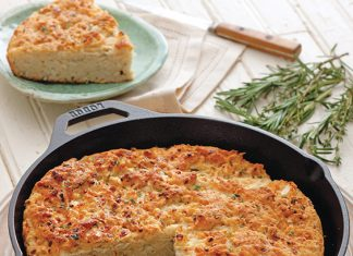 Buttery Herb Bread