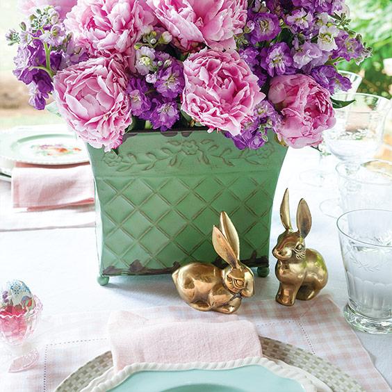 Easter In Bloom: Holiday Menu