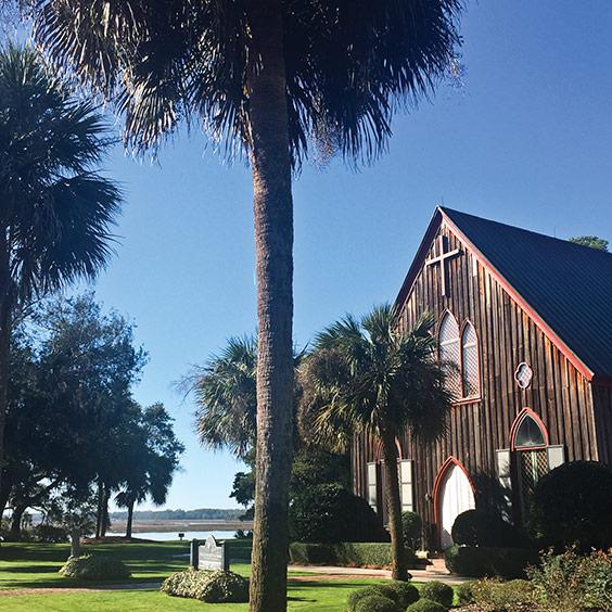 Nature in the Forefront: Hilton Head Island, South Carolina