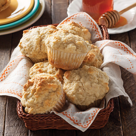 Grits Muffins