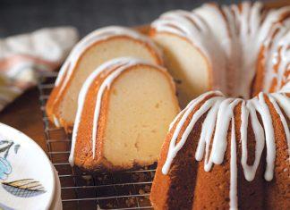 Potluck Pound Cake
