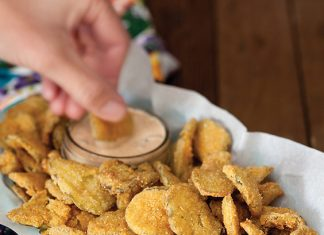Southern Fried Pickles with Creamy Rémoulade