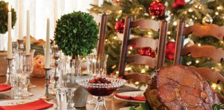 Gather Around the Christmas Table