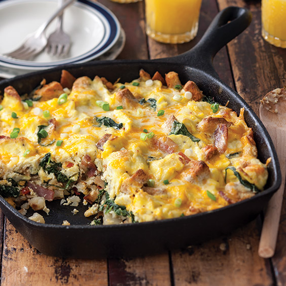 Skillet Suppers
