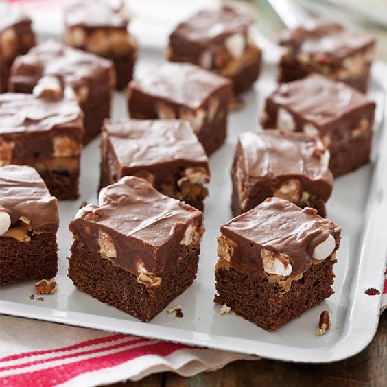 Mud Brownies