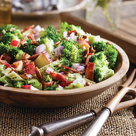 Broccoli-Apple Salad